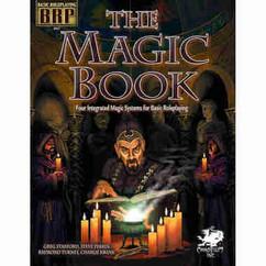 The Magic Book RPG (BRP)