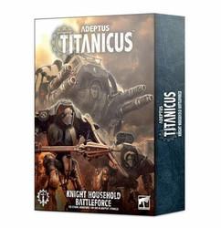 Adeptus Titanicus: Knight Household Battleforce