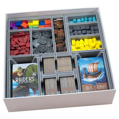 Box Insert: Raiders of the North Sea and Expansions (PREORDER)