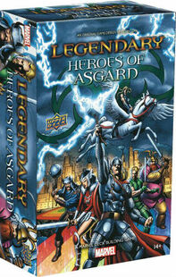 Legendary DBG: Marvel - Heroes of Asgard Expansion