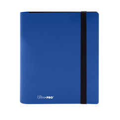 Ultra Pro Binder: 4-Pocket Eclipse - Pacific Blue (PREORDER)