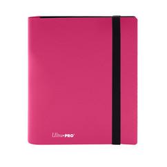 Ultra Pro Binder: 4-Pocket Eclipse - Hot Pink