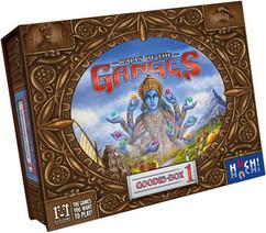 Rajas of the Ganges: Goodie-Box 1