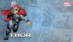 Marvel Champions LCG: Thor Game Mat (PREORDER)