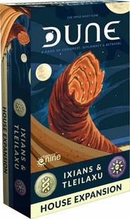 Dune: Ixians & Tleilaxu House Expansion