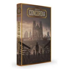 Agents of Concordia