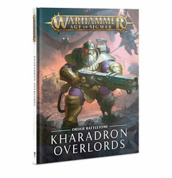 Warhammer Age of Sigmar: Order Battletome - Kharadron Overlords (Hardcover)