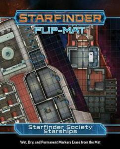 Starfinder RPG: Flip-Mat - Starfinder Society Starships