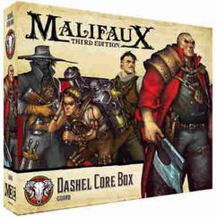 Malifaux 3E: Dashel Core Box