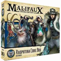 Malifaux 3E: Rasputina Core Box