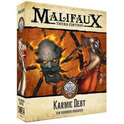 Malifaux 3E: Karmic Debt