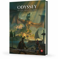 Odyssey of the Dragonlords RPG (5E)
