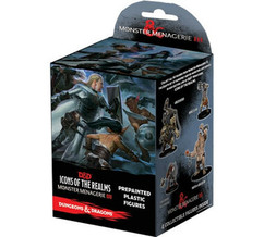 Dungeons & Dragons Miniatures: Icons of the Realms - Monster Menagerie III Booster Pack