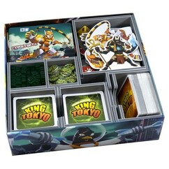 Box Insert: King of Tokyo/New York and Expansions