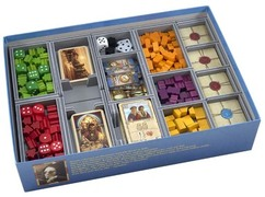 Box Insert: The Voyages Marco Polo/II  and Expansions