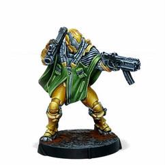 Infinity: Yu Jing - Zhencha, Armored Reconnaissance Regiment (Submachine Gun)