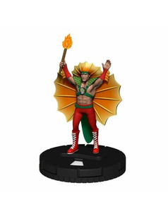 WWE HeroClix:  Ricky 'The Dragon' Steamboat Expansion Pack (Wave 2) (PREORDER)