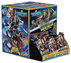 Marvel HeroClix: Guardians of the Galaxy Vol. 2 Gravity Feed Display