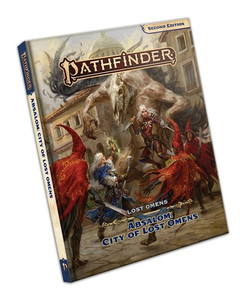 Pathfinder RPG 2nd Edition: Absalom - City of Lost Omens (PREORDER)