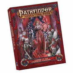 Pathfinder RPG: Adventure Path - Curse of the Crimson Throne (Pocket Edition)