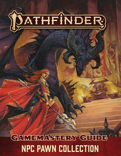 Pathfinder RPG 2nd Edition: Gamemastery Guide NPC Pawn Collection