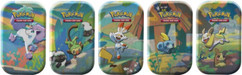 Pokemon: Galar Pals Mini Tin (Set of 5)