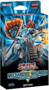 Yu-Gi-Oh!: Mechanized Madness Structure Deck