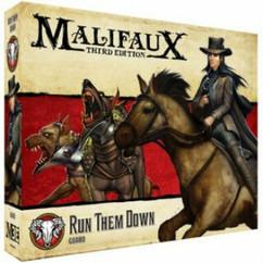 Malifaux 3E: Run Them Down
