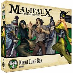 Malifaux 3E: Kirai Core Box