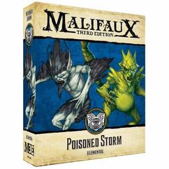 Malifaux 3E: Poisoned Storm
