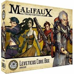 Malifaux 3E: Leveticus Core Box
