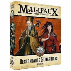 Malifaux 3E: Descendants & Guardians