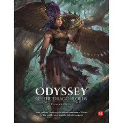 Odyssey of the Dragonlords RPG: Player's Guide (5E)