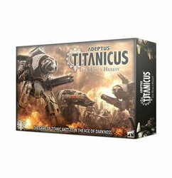 Adeptus Titanicus: The Horus Heresy
