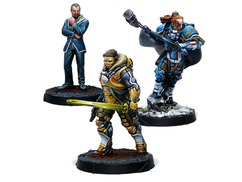 Infinity: Code One - Retaliation - Dire Foes Mission Pack