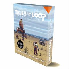 Tales From the Loop RPG: Starter Set