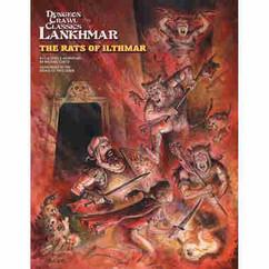 Dungeon Crawl Classics RPG: Lankhmar #11 - The Rats of Ilthmar