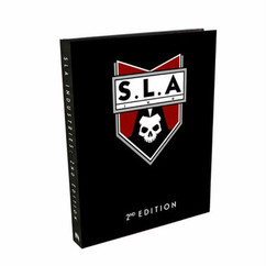 SLA Industries RPG 2nd Edition: Special Edition
