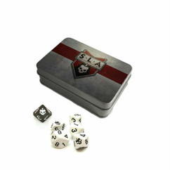 SLA Industries RPG 2nd Edition: Dice (Limited Edition) (PREORDER)