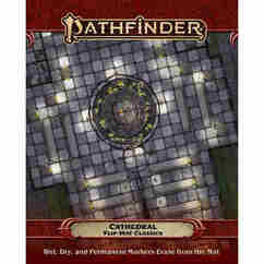 Pathfinder RPG: Flip-Mat Classics - Cathedral