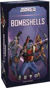 Agents of Mayhem: Bombshells Expansion