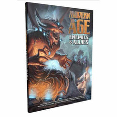 Modern Age RPG: Enemies & Allies