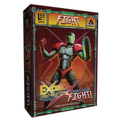 Exceed Fighting System: A Robot Named Fight! - Fight