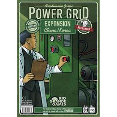 Power Grid: China / Korea Expansion - Recharged Version