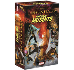 Legendary DBG: Marvel - New Mutants Expansion