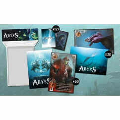 Abyss - Card Sleeves (PREORDER)