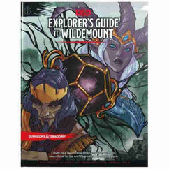 Dungeons & Dragons 5E RPG: The Explorer's Guide to Wildemount