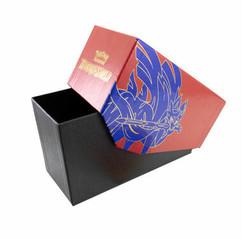 Pokemon: Zacian - Sword & Shield Elite Trainer - Empty Card Box