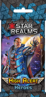Star Realms: High Alert - Heroes Expansion Pack (PREORDER)