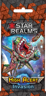 Star Realms: High Alert - Invasion Expansion Pack (PREORDER)